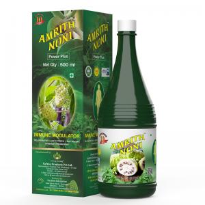 Amrith Noni Power Plus (500 ml)