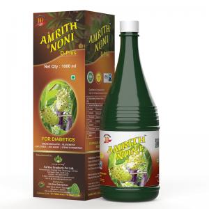 Amrith Noni D Plus (For Diabetics – 1000 ml)