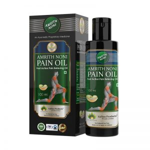 Amrith Pain Oil (Pack of 6)